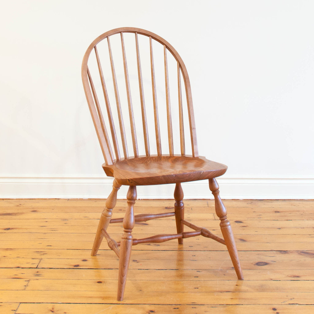 Solid Cherry Windsor Side Chair