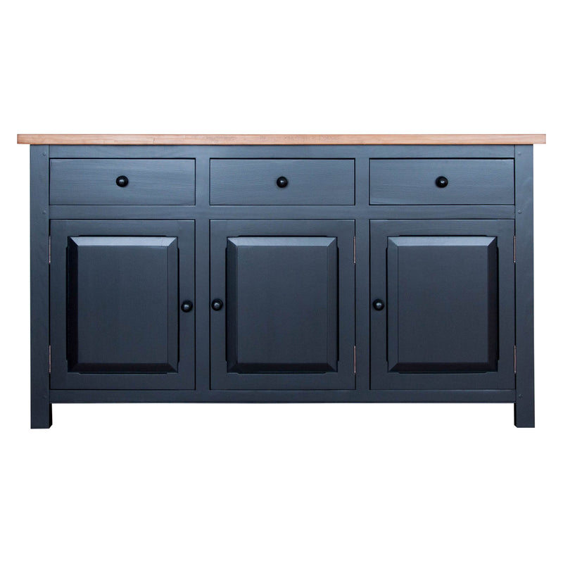 Bromont Sideboard in Black/Williams