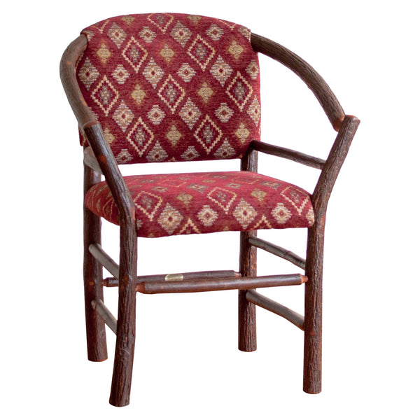 Carson Chair in Independence Red