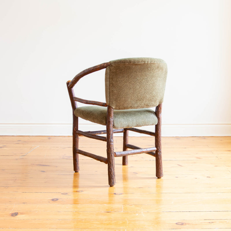 Carson Chair in Moss