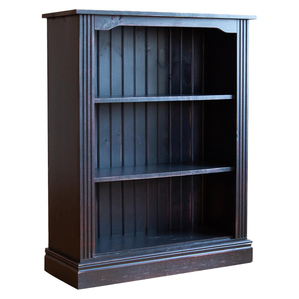 Charles Bookcase in Vintage Black