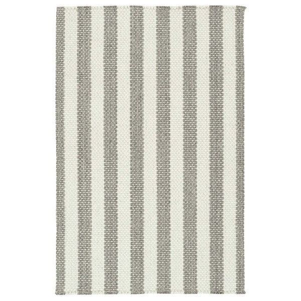 Charlotte Rug in Ash Stripe