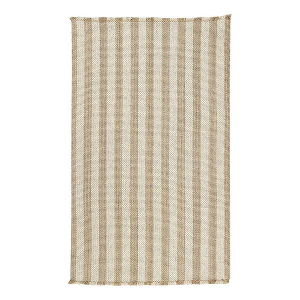 Charlotte Rug in Shingle Stripe