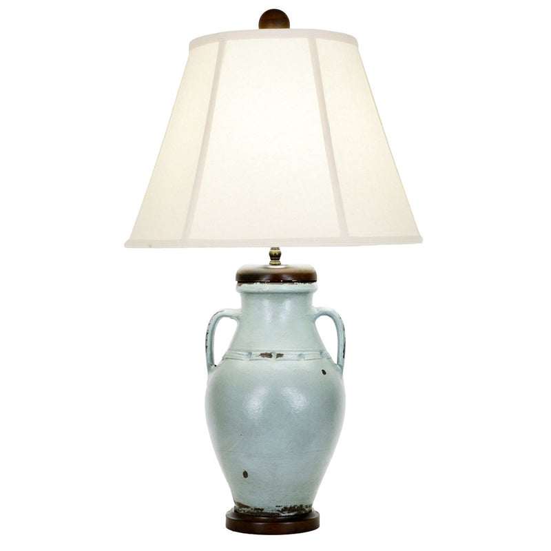 Citadel Table Lamp - Blue