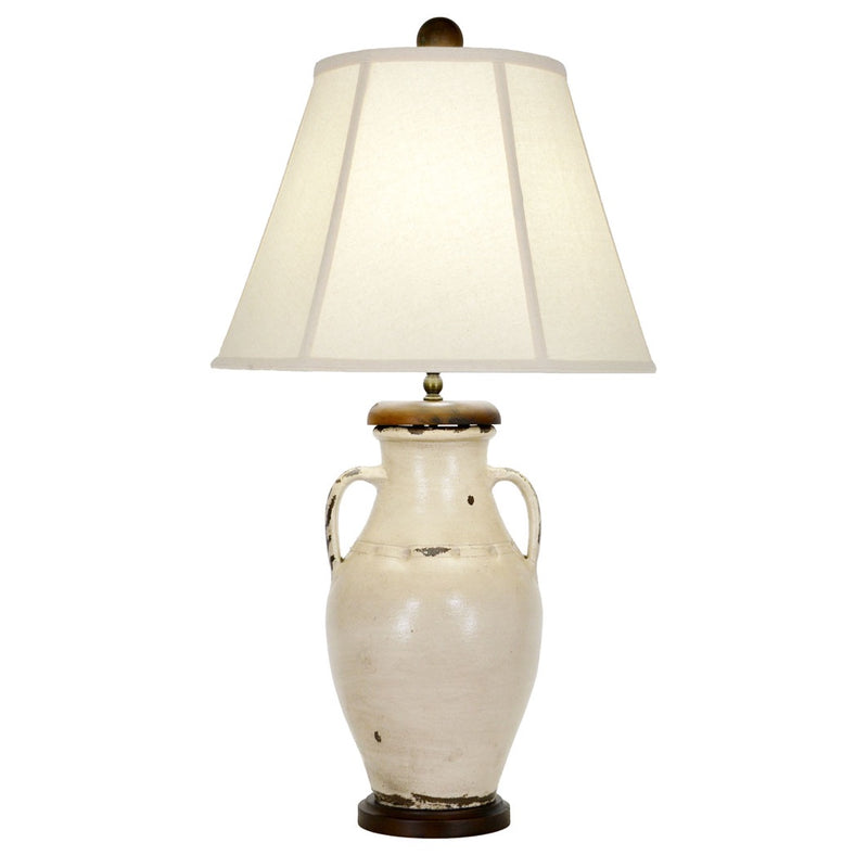 Citadel Table Lamp - Taupe