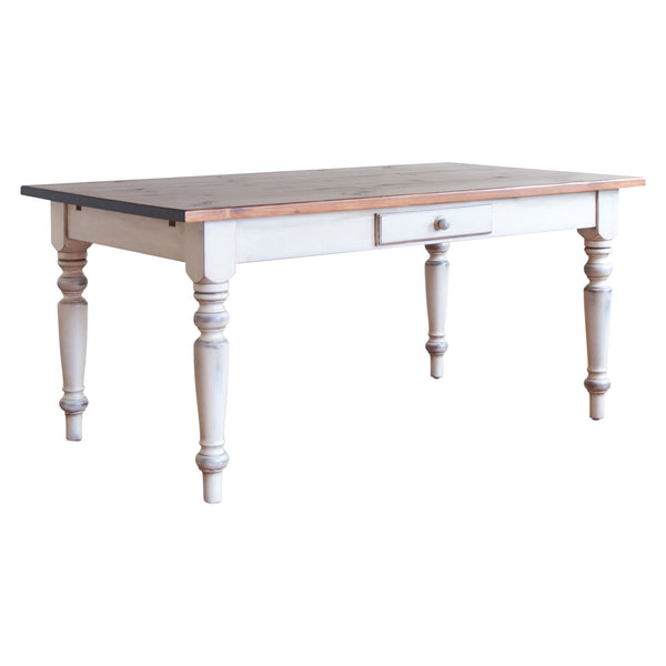 Claremont Extension Table in White/Williams