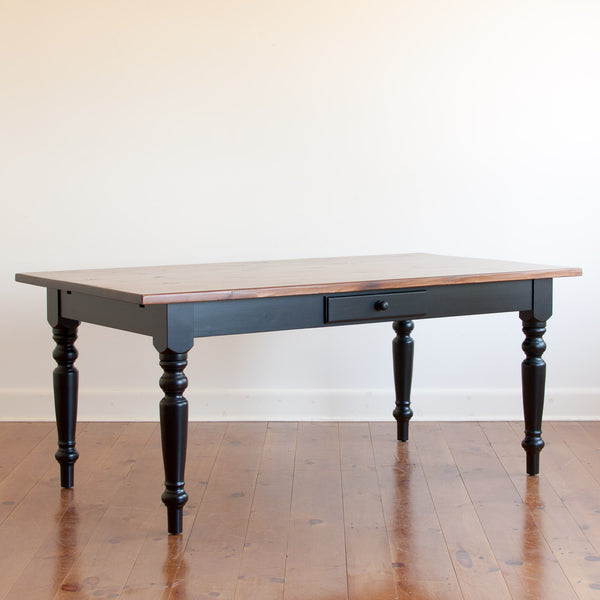 Claremont Extension Table in Black/Williams
