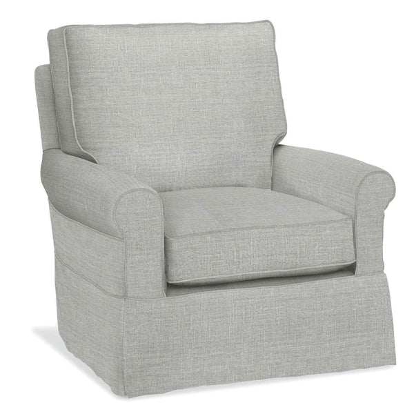 Clarissa Chair in Westridge Pewter