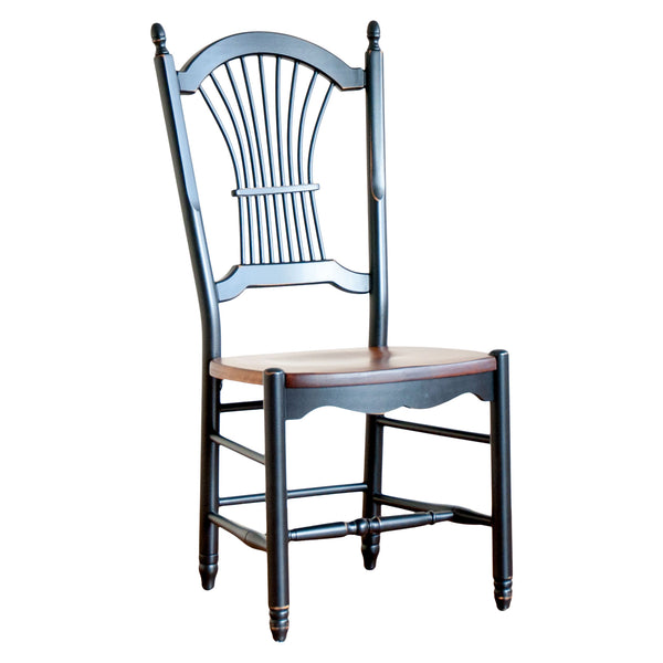 Clarke Chair in Black/Williams