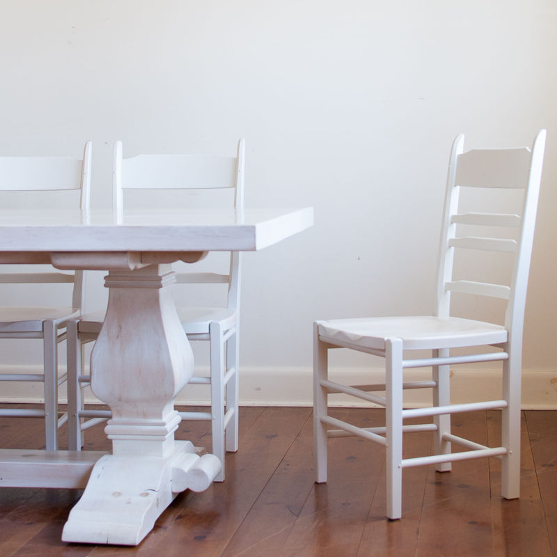 Clayton Table & Shelton Chairs