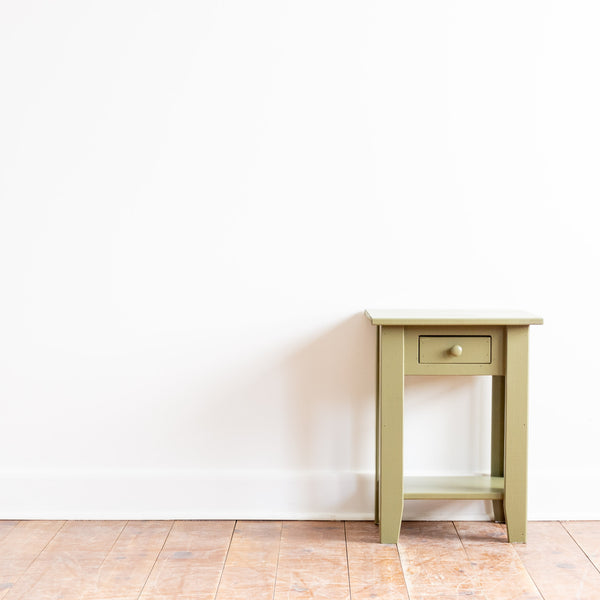 Clegg Side Table in Seagrass