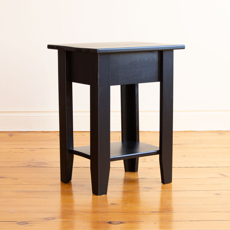 Clegg Side Table in Black