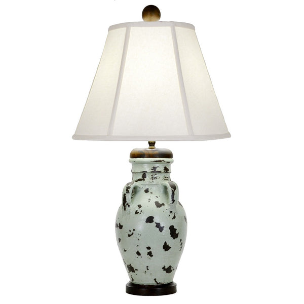 Courtland Table Lamp - Turquoise