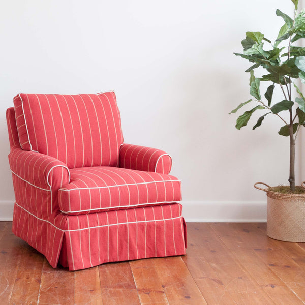 Juliana Chair in Persimmon