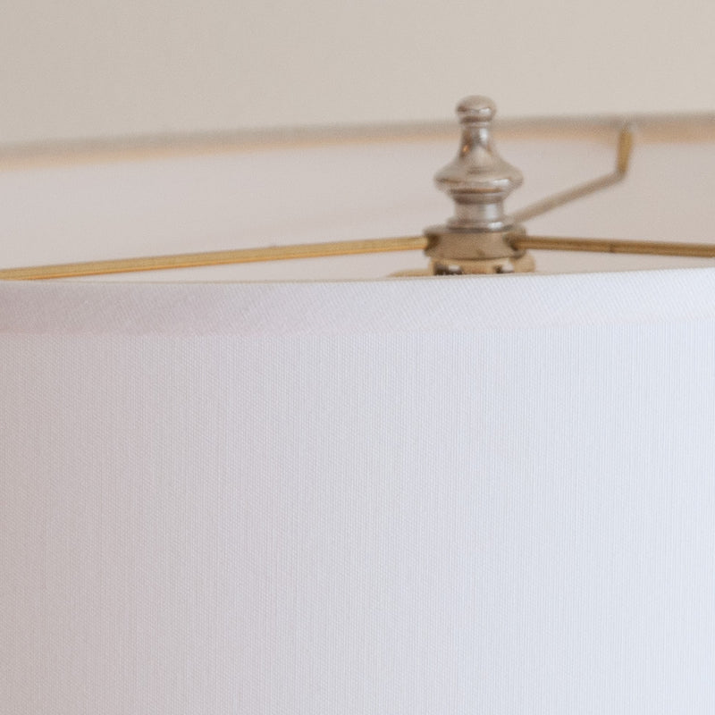 Emery Table Lamp in Camel