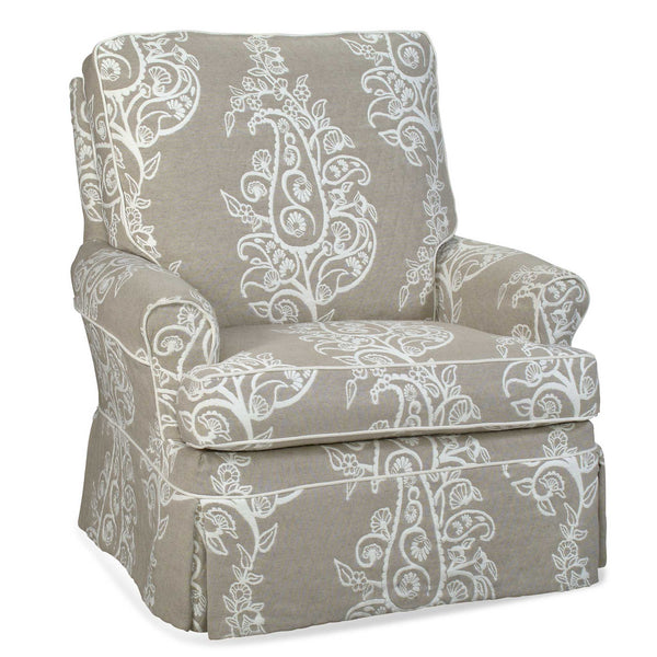 Emmett Chair in Bonaire Pewter