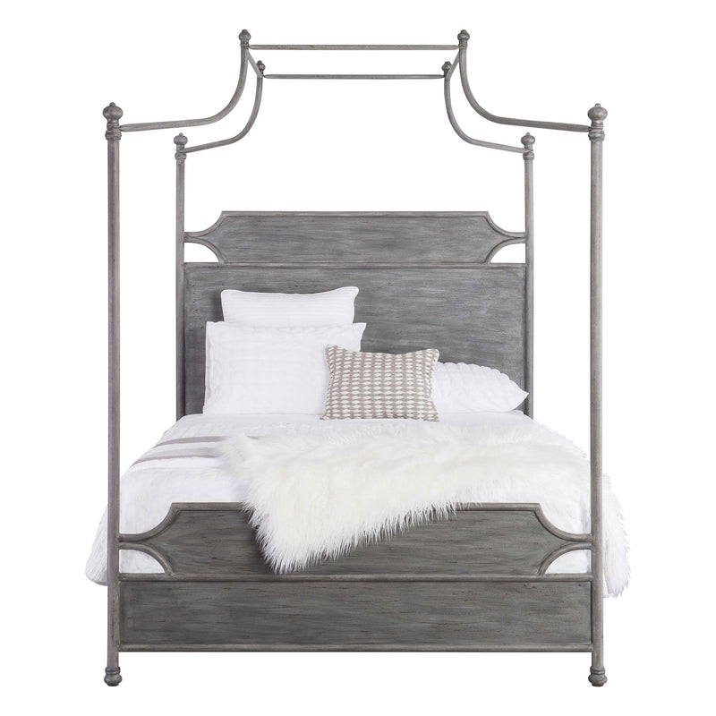 Essex iron bed