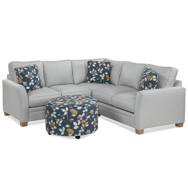 Evan Sectional in Infusion Shadow