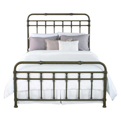 Fairview iron bed