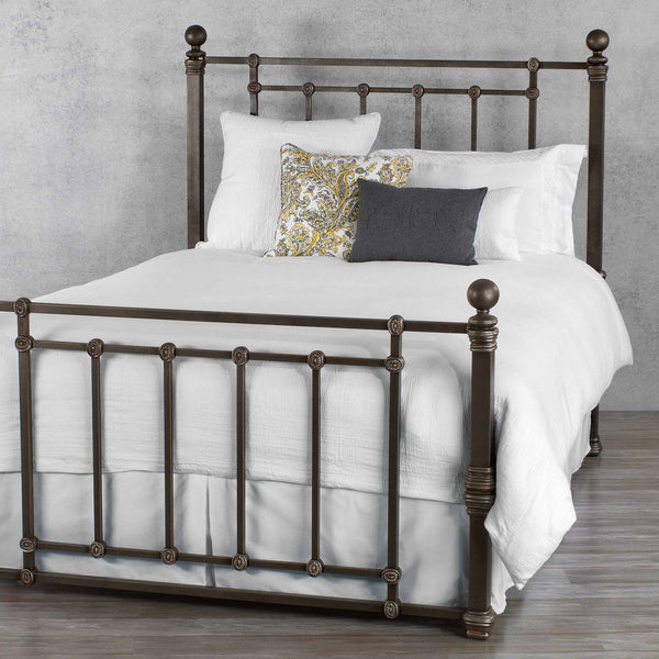 Hancock Iron Bed