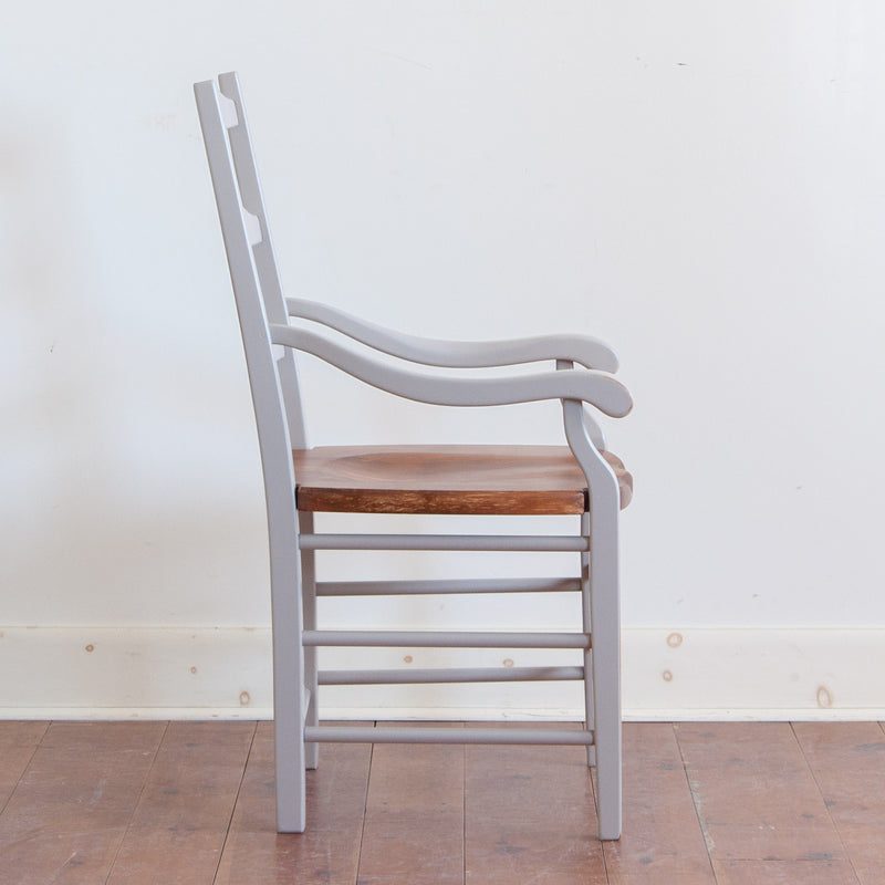 Highland Arm Chair in Grey/Williams