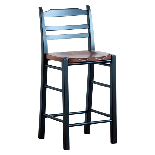 Highland Stool in Black/Williams