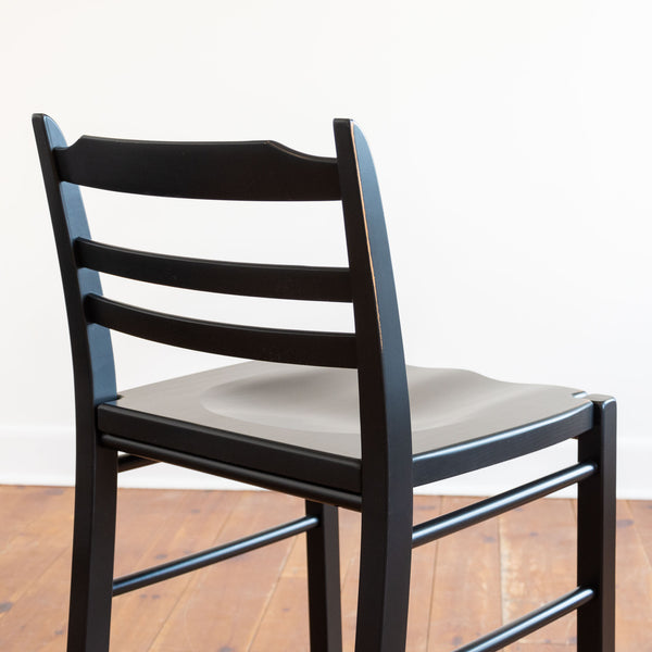 Highland Stool in Black