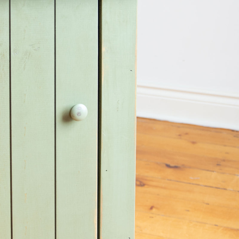 James Cupboard in Green
