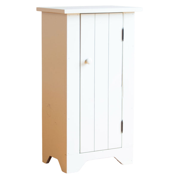 James Cupboard in White
