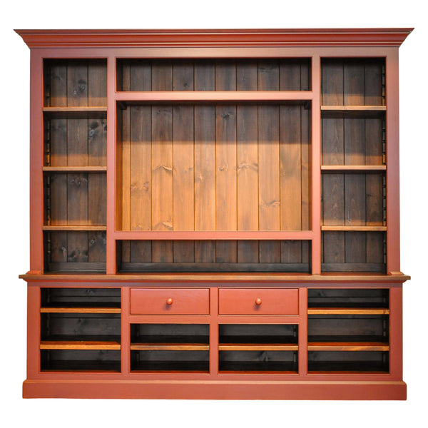 Kinsella Media Cabinet in Rosette/Williams
