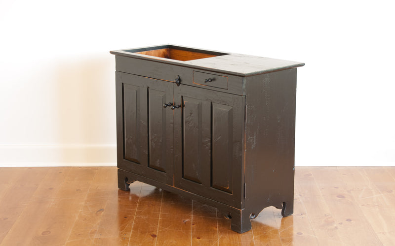 Billy Dry Sink in Black