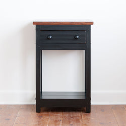 Lanark Sideboard in Black/Williams Dark