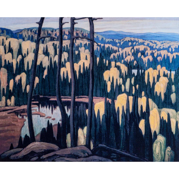 Algoma Country Lawren Harris