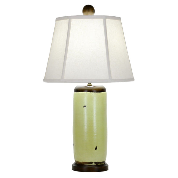 Liddell Table Lamp - Green