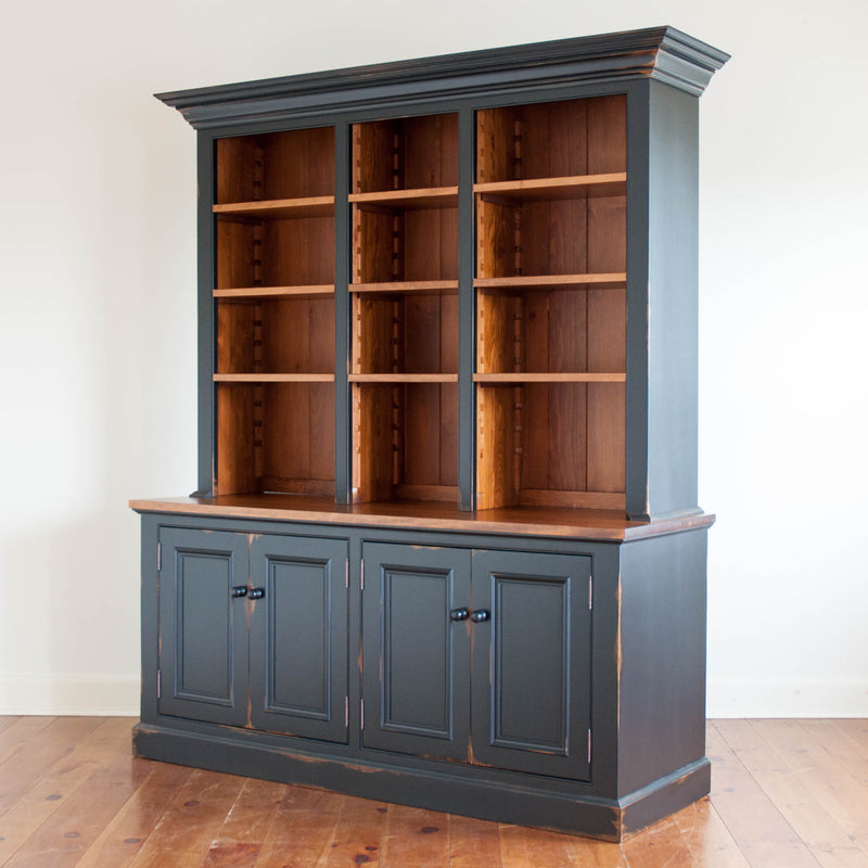 Marion Cupboard in Black/Williams