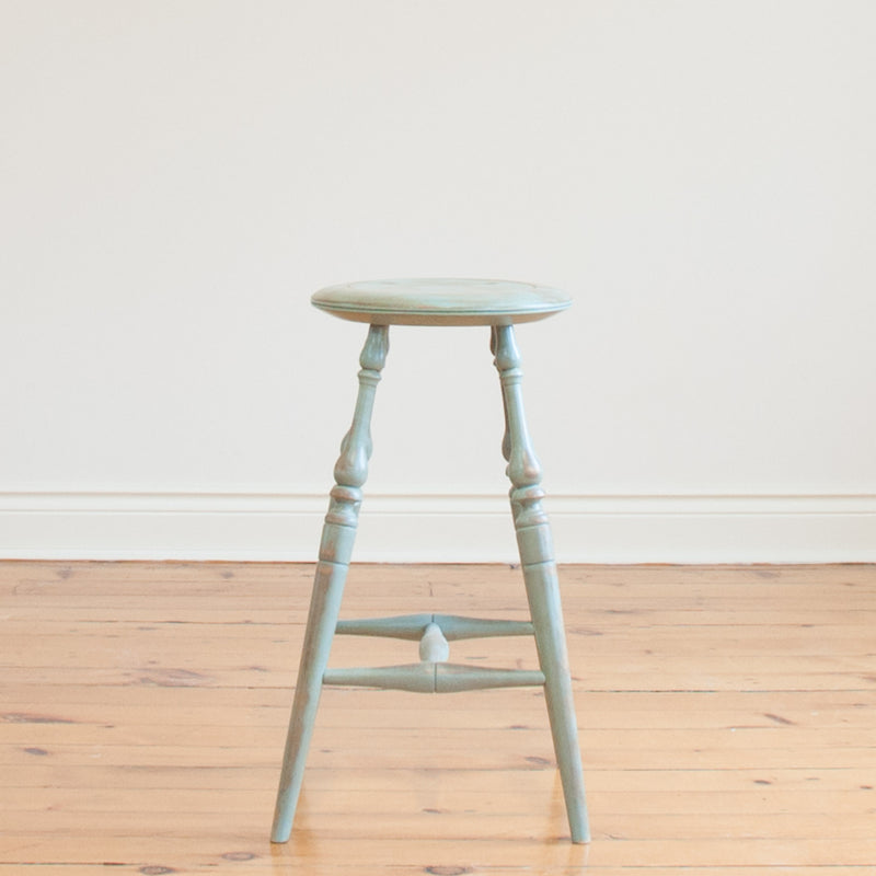 Windsor Counter Stool Turquoise