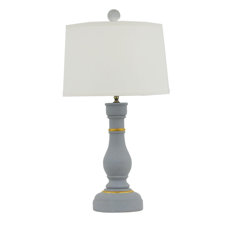 Rossiter Table Lamp - Blue