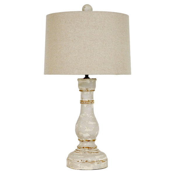 Rossiter Table Lamp - Taupe