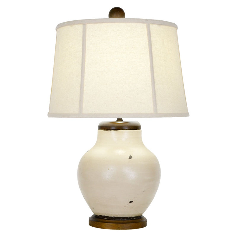Roydon Table Lamp - Taupe