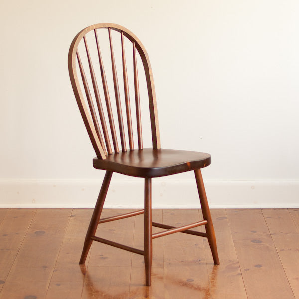 Hoop Chair in Williams Dark