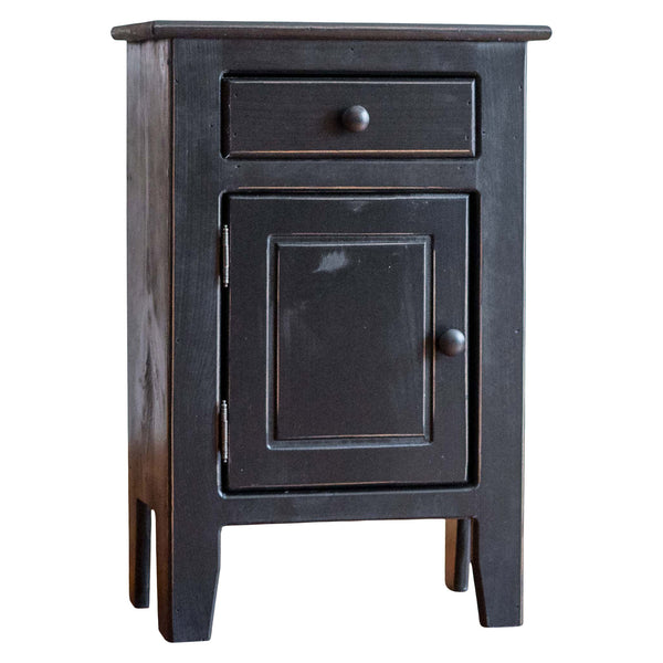Severen Cupboard in Black