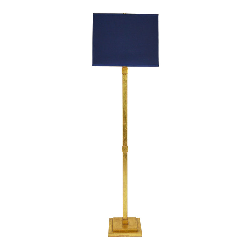 Foundry Floor Lamp - Gold