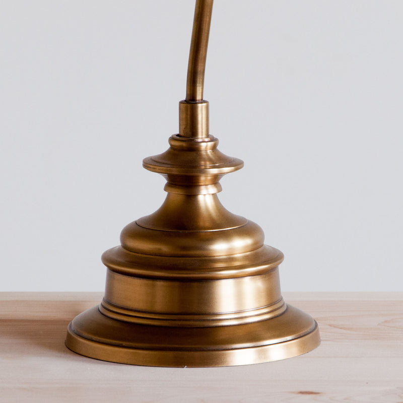 Sullivan Apothecary Lamp in Brass