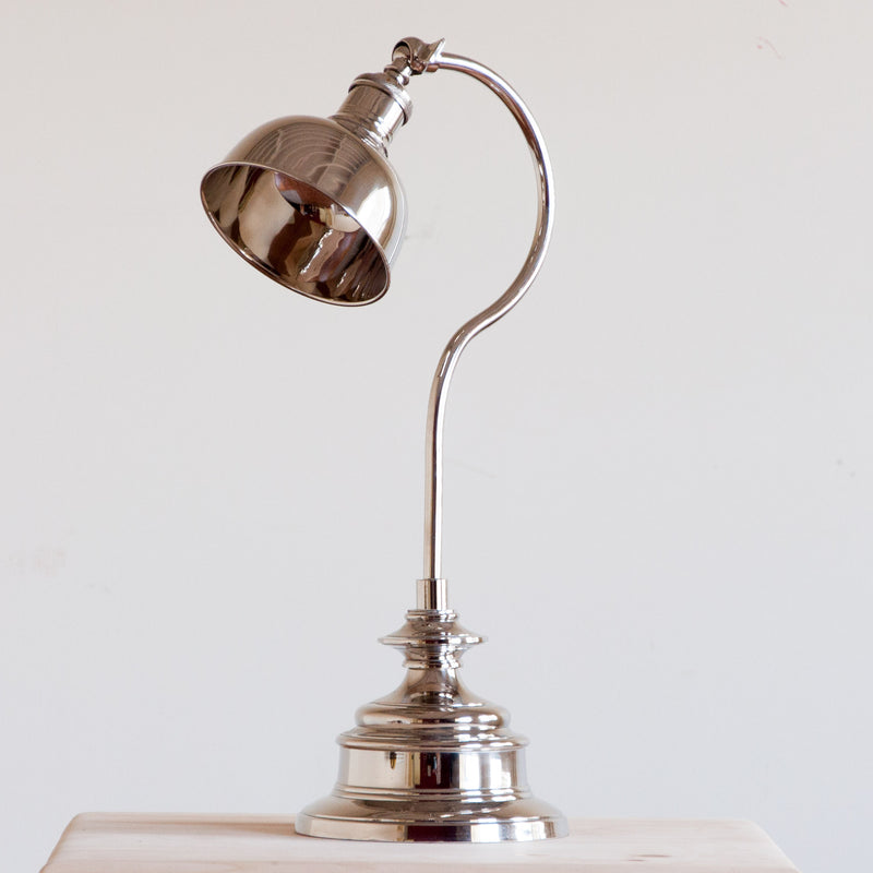 Sullivan Lamp - Nickel