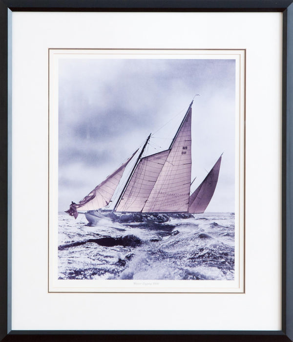 Water Gypsy 1936 Print