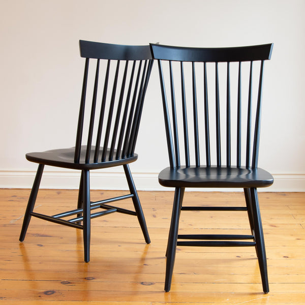 Whittaker Tall Chair in Black