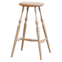 Windsor Counter Stool in Beige