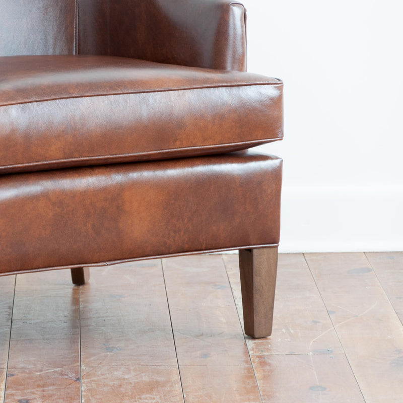 Winona in Umber Leather