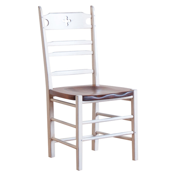 Wolf Chair in White/Williams