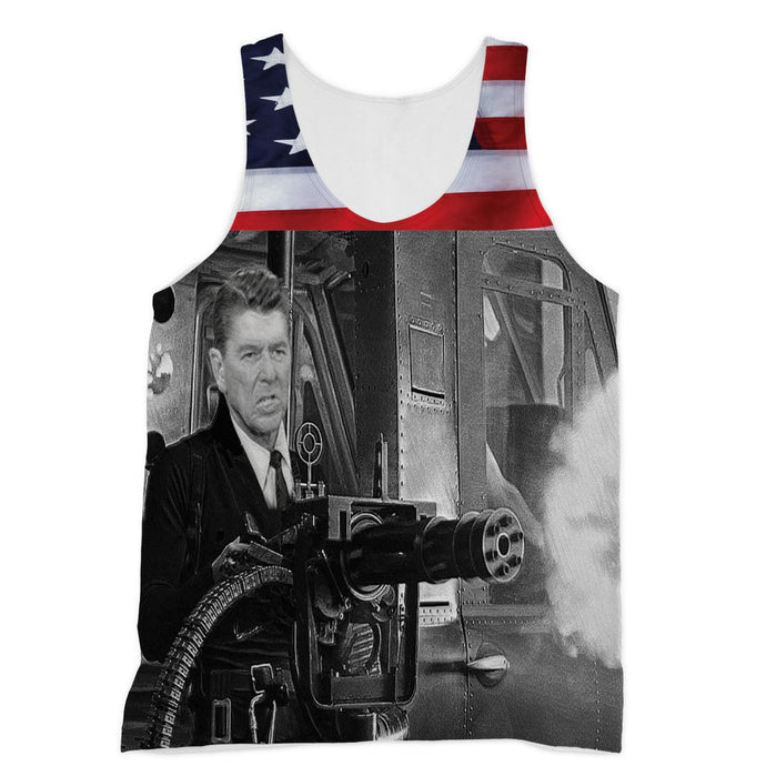 Commander Reagan Muscle Shirt